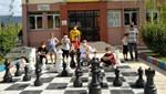 'Sokakta Satranç Var' projesi ilgi görüyor