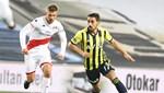 İrfan Can ilk kez Fenerbahçe formasını giydi
