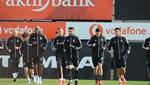 Beşiktaş'ta Alanya mesaisi
