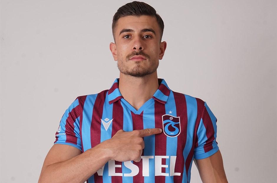 Dorukhan, Trabzonspor formasını giydi